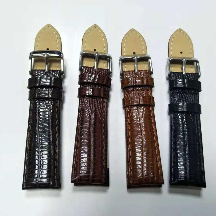 Factory Free sample Italian Genuine Leather Strap -