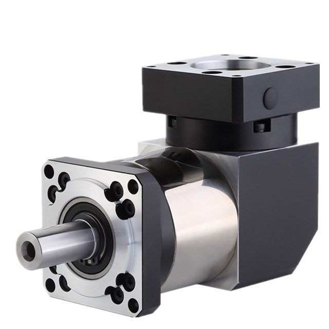 High precision right Angle planetary reducer miniature right Angle helical gear reducer