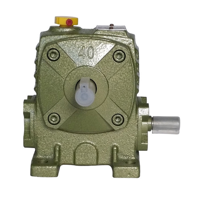 quality assurance manufacturers worm gear reducer WPA speed reducer  transmission horizontal gearbox