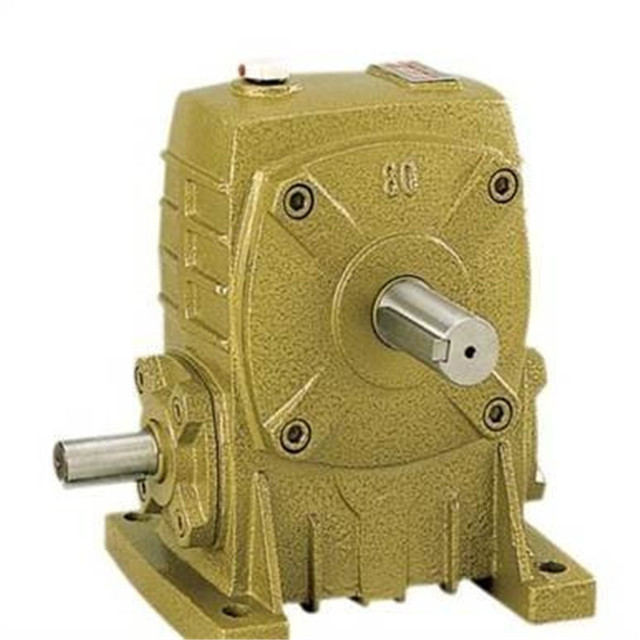 Manufacturers  1500 rpm WP type worm gear reducer WAO speed reducer