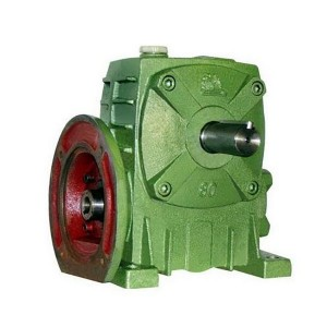 WPA speed reducertransmission gear reducer horizontal gear box vertical worm gear box