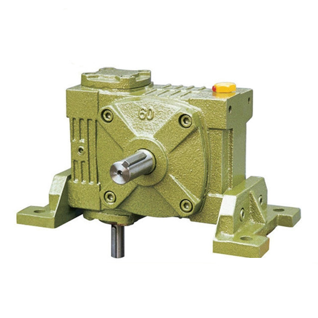 WP turbine manufacturers worm gear reducer WPA speed reducer  transmission horizontal gearbox