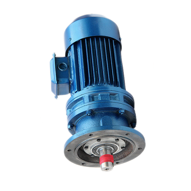 Devo High Quality BLD  vertical gearbox XLD speed reducer for electric motor