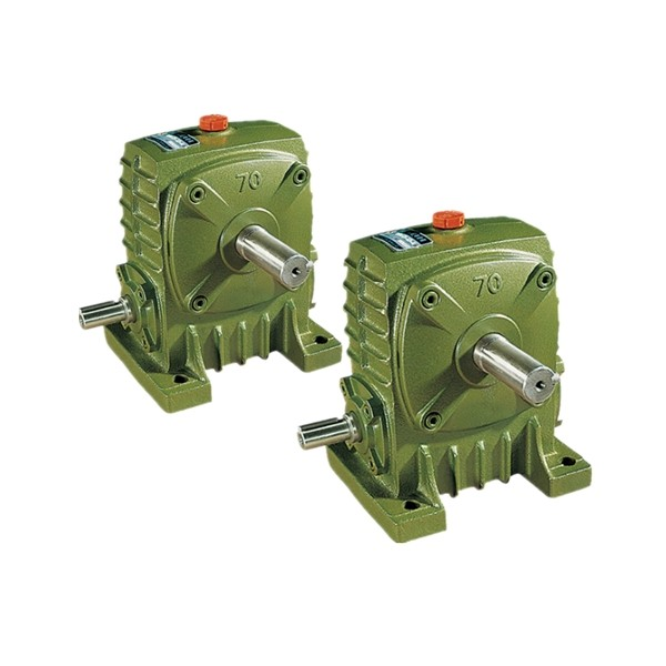 Best price WPA WPS series worm gear speed reducer with ratio 5 10 15 20  WPA80 worm gear box for mining Featured Image