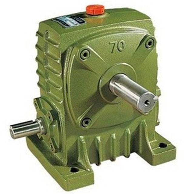 Guaranteed quality ratio 10 20 30 40 50 60  WPDA worm gear reducer WPA speed reducer  transmission horizontal gearbox