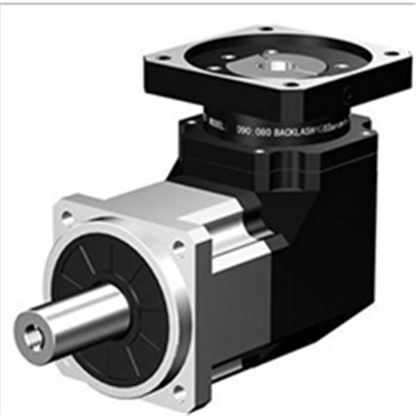 Precision right Angle servo planetary reducer for mechanical automation equipment