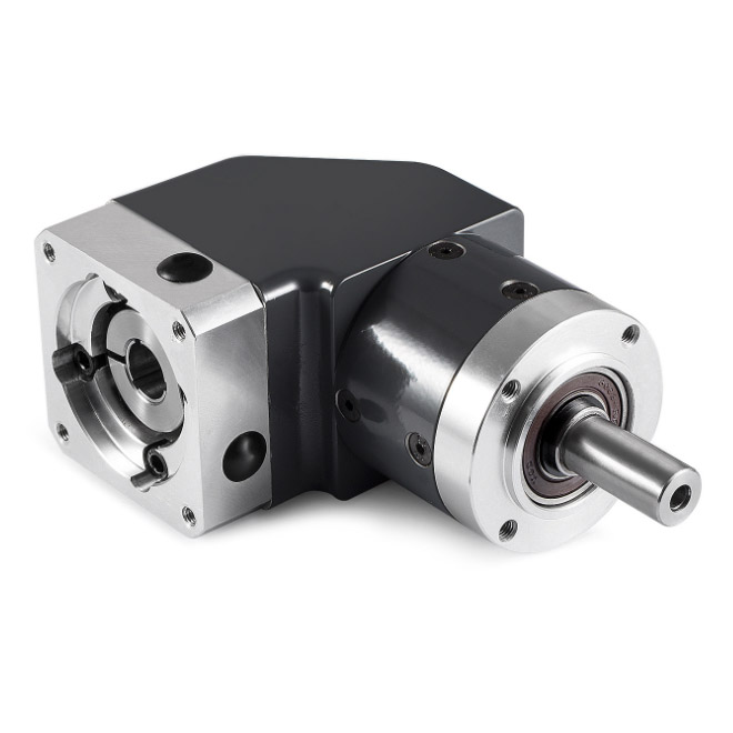 right angle planetary reducer step gearbox magpaandar buhat sa malayo motor para sa mekanikal automation equipment