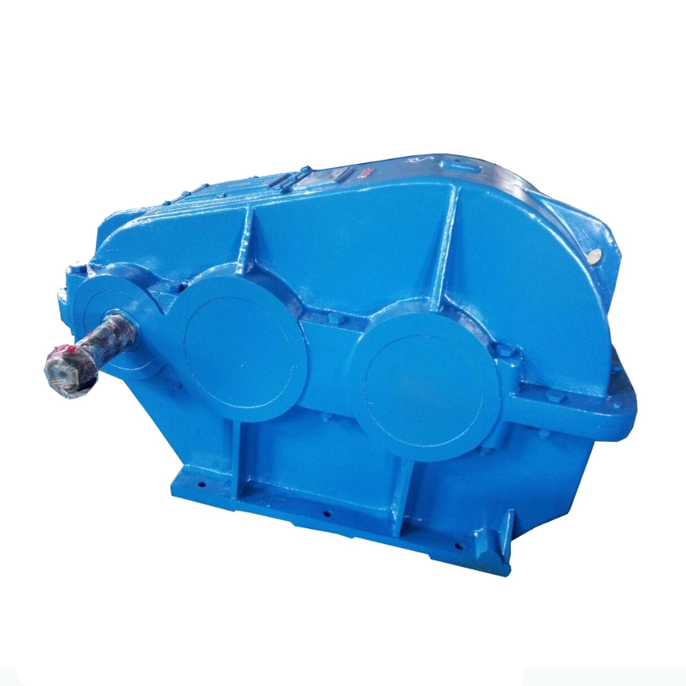 (J)ZQ 650 soft gear surface gearbox for construction