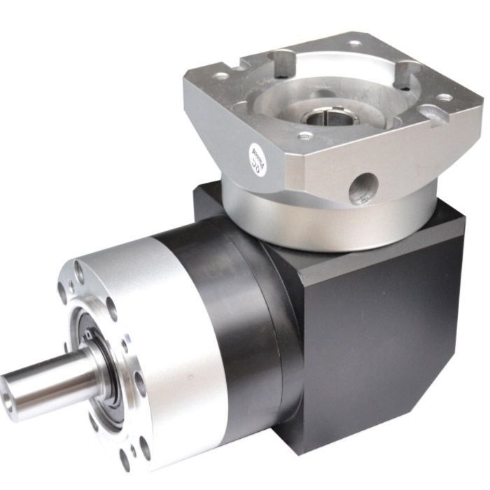 right angle planetary reducer step gearbox servo motor for mechanical automation equipment