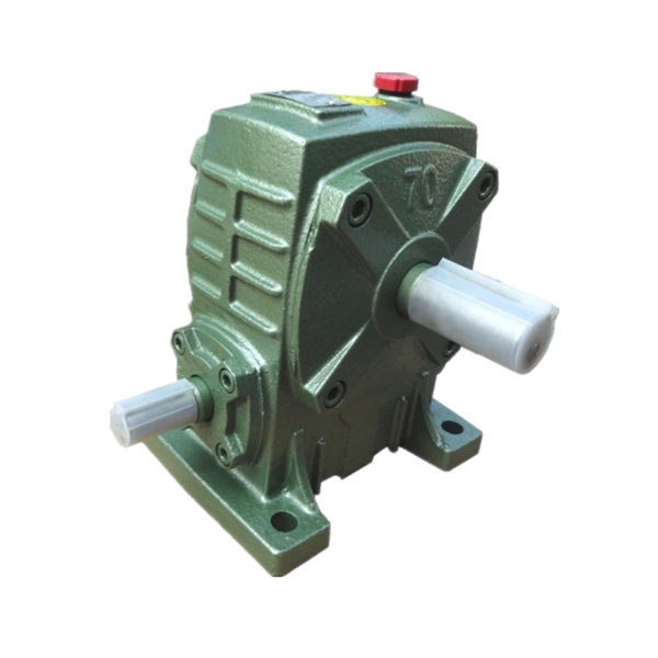 WPA WPS worm speed reducer reductor gearbox wpa vertical worm reducer with 2.2kw AC 220V motor Featured Image