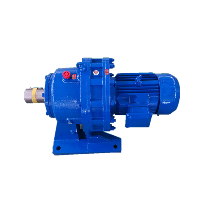 Hot sale cycloidal transmission pin-wheel gearbox BWD0 cycloidal reducer with motor