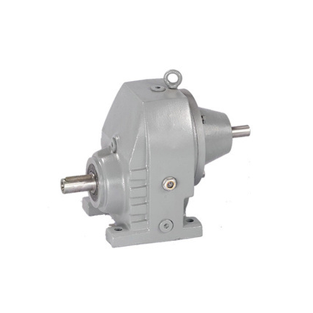 High quality RX series helical gear reductor