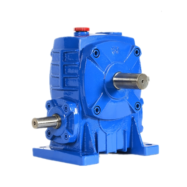 Guaranteed quality WPDA worm gear reducer WPA speed reducer  transmission horizontal gearbox