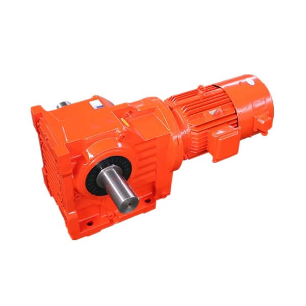 2019 global hot sales high torque speed reducer K series gearbox