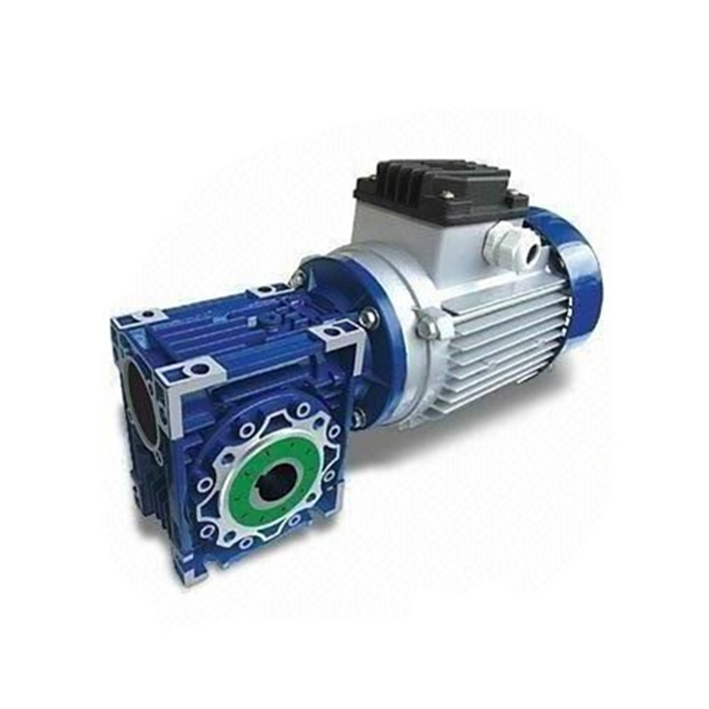 DEVO  NRV SERIES  worm gear speed reducer NMRV30 40 50 63  small gearbox with DC motor