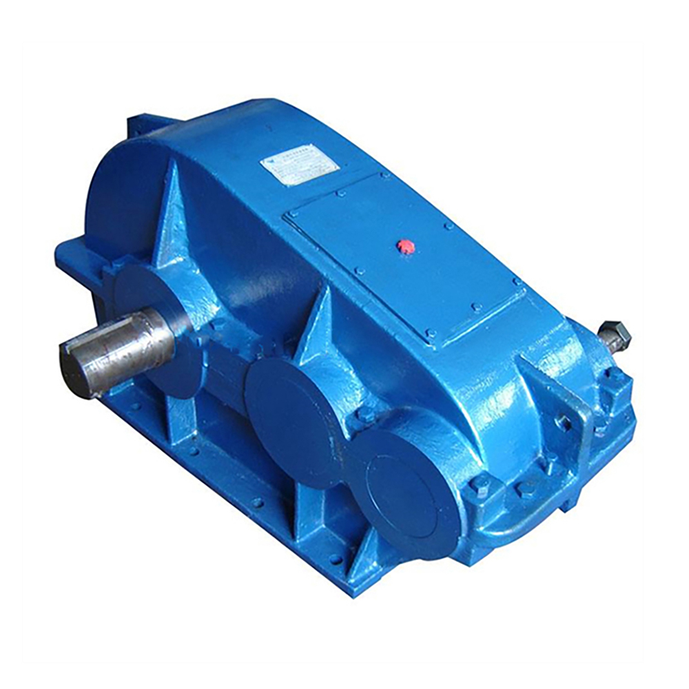 (J)ZQ 850 soft gear surface gearbox for construction