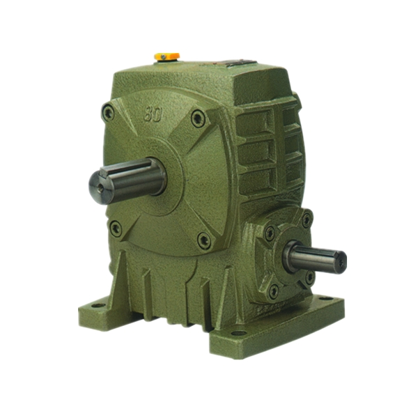 WPA WPS worm speed reducer reductor gearbox wpa vertical worm reducer with 2.2kw AC 220V motor