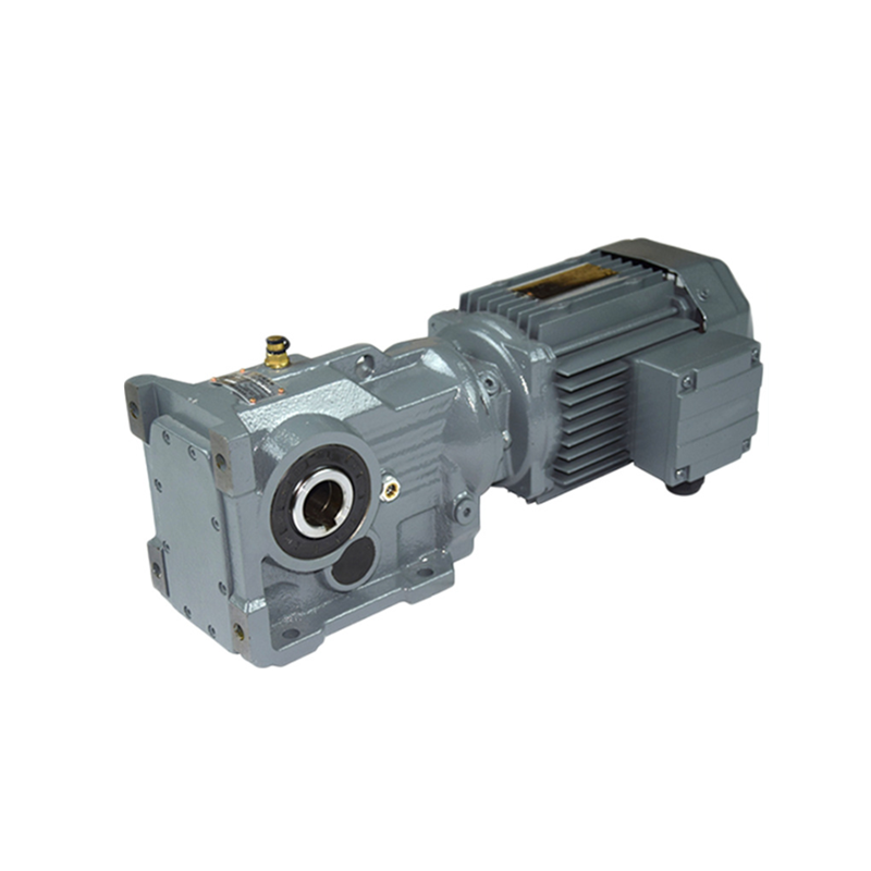 Shaft helical gear motor reductor factory sale gearbox