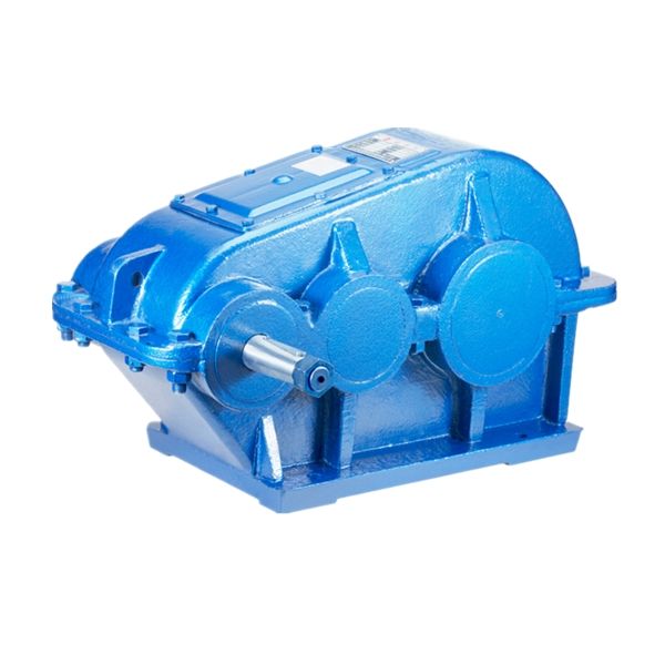 (J)ZQ 500 soft gear surface gearbox for construction