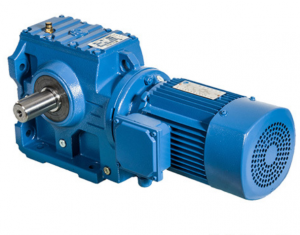 K series output speed 5.36 – 179.86 rpm spiral bevel gear gearbox for mining industry
