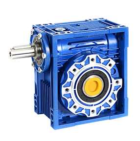 Nmrv worm gear reducer,it's small in volume,light weight,high in radiating efficiency,large in output torque,smooth in running and low noise. It's suitbale for all positions.