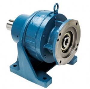 BW BWD 05 horizontal mounted cycloid gear reducer gearmotor for conveyor