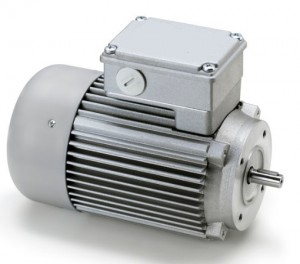 0.75kw 1 hp 4 poles three phase asynchronous induction motor with aluminium housing