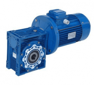 Compact housing NMRV 25 motorized worm gear worm gearbox for environment engineering