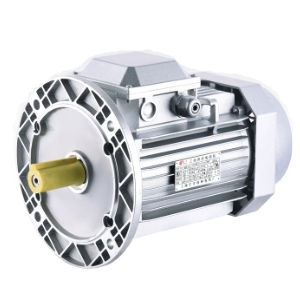 4 poles aluminium housing three phase asynchronous induction AC motor for reducer