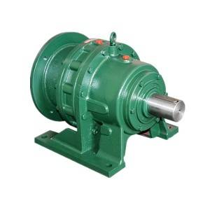 Double reduction stage BWE BWED cycloid gearbox cyloidal speed reducer