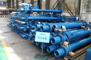 professional factory for Rail Train Canada - Water Cooling System – Dongfang