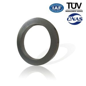 Die formearre Graphite Ring