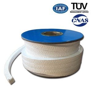 PTFE gloeitried Braided Packing