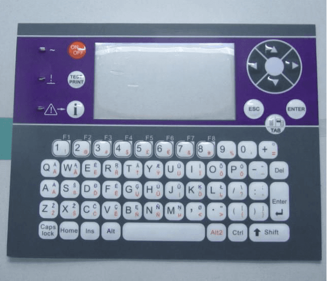 Development Trend of Membrane Buttons, Membrane Switches, Panels, Panels and Control Panels