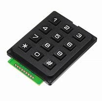 Corrugated Gi Steel Sheet Membrane Tactile Keypad -