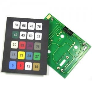 Steel Coil Multimeter Test Lead -
