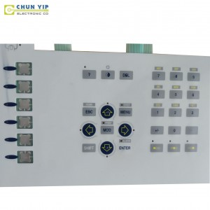Medical apparatus and instruments Membrane Switch