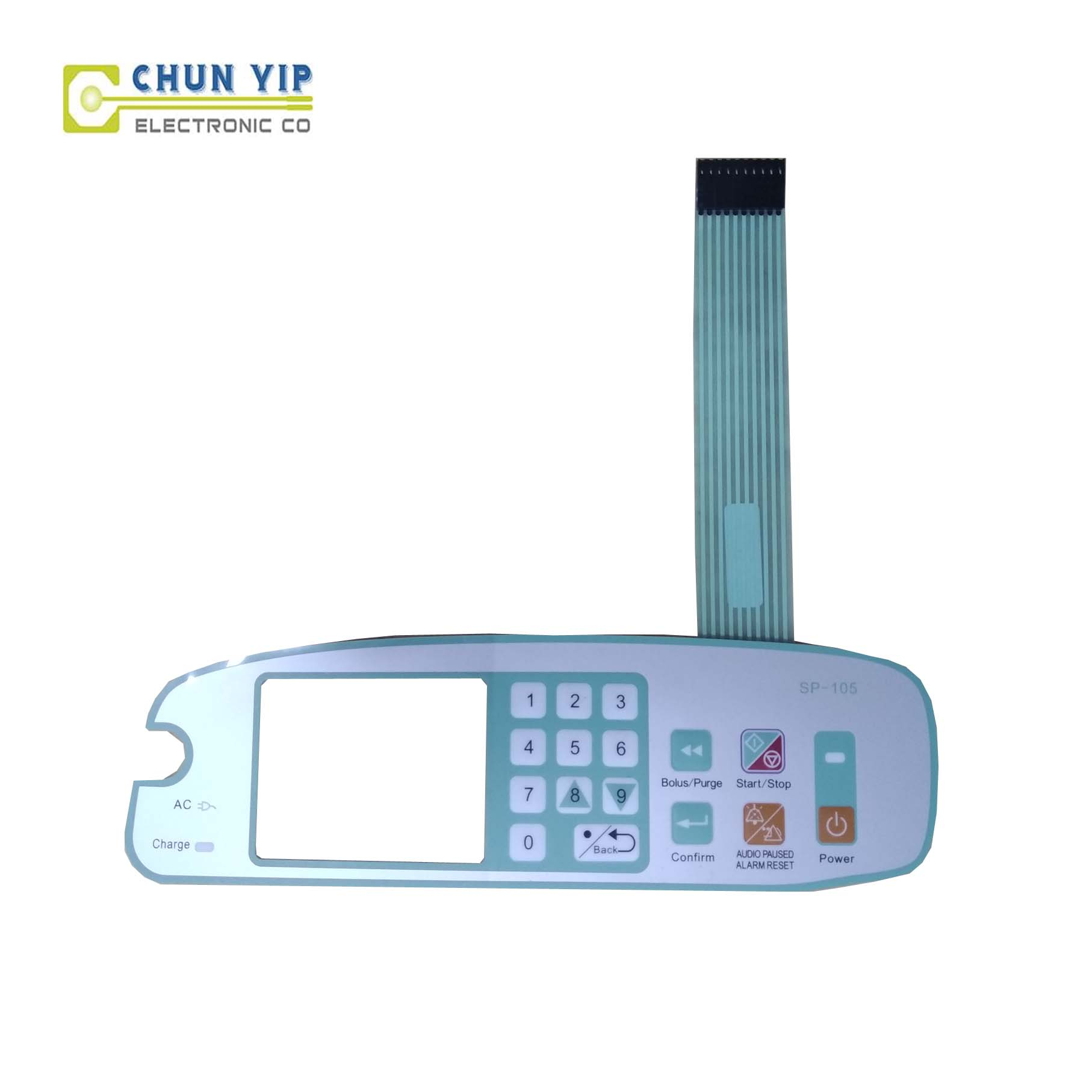 Galvanized Roofing Sheet Lcd Membrane Switch Adhesive -