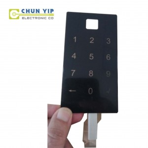 Capacitance Switch, Touch Membrane Switch, Pet Membrane Switch