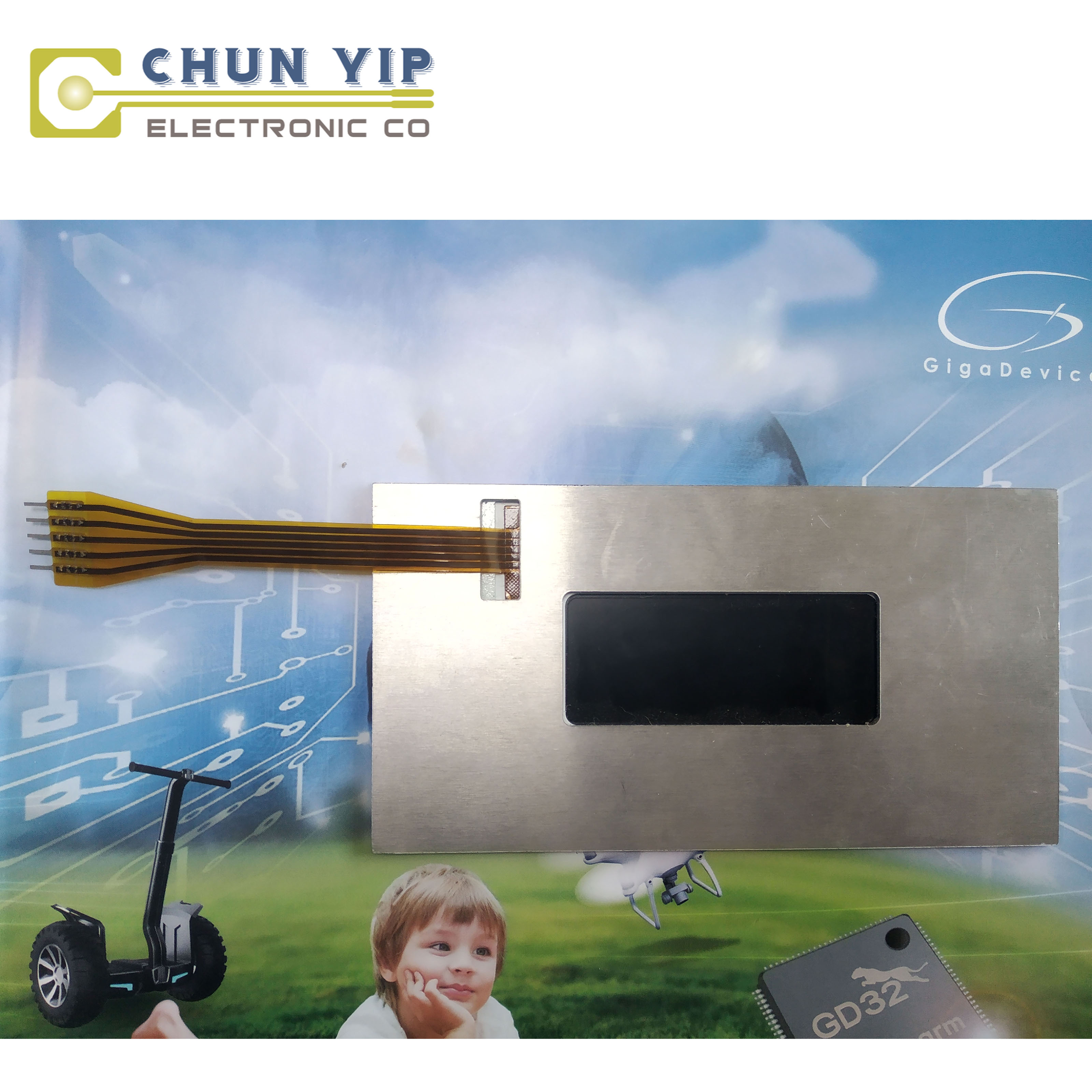 Aluzinc Roof Steel Sheet Multimeter Test Probe -
