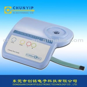 Corrugated Galvanized Steel Membrane Switch With Led -
