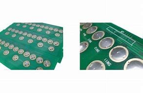 Corrugated Color Coated Steel Sheet Latest Membrane Keypad Film Circuit -