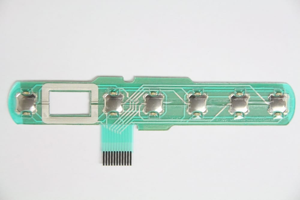 Galvanized Sheet Electronic Membrance -