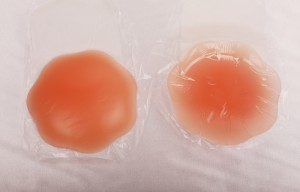 Invisible Silicone Nipple Covers