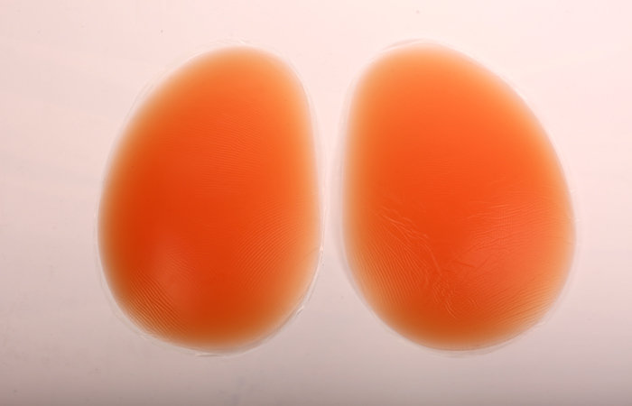 Top Quality Silicone Breast Nipple Cover - SILICONE BUTTOCK PADS – Weiai