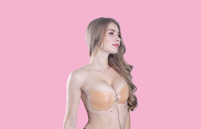 High reputation Silicone Push Up Invisible Bra - SILICONE BRAS – Weiai Featured Image