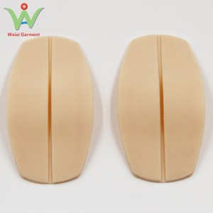 Discount wholesale Hot Silicone Makeup Sponge Puff -  Silicone bra strap Shoulder pads – Weiai
