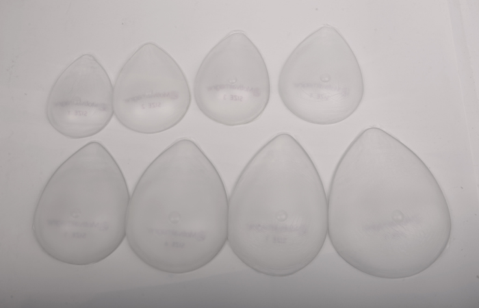 Factory Promotional Invisible Breast Lift Up Bra - SILICONE BREAST ENHANCERS – Weiai