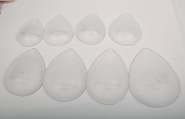 High definition Ultralite Backless Wire-Free Bra - SILICONE BREAST ENHANCERS – Weiai detail pictures