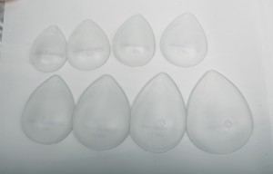 Manufacturer of Silicone Shoulder Pads - SILICONE BREAST ENHANCERS – Weiai